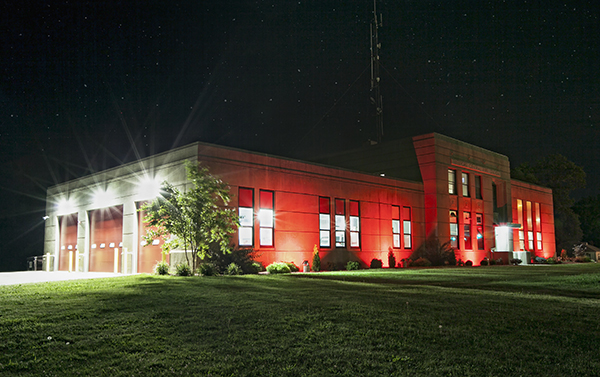 Freeport Central Fire Station
