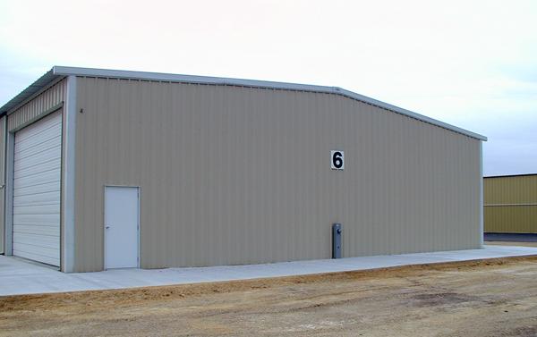 Whiteside-County-Airport-Hangar